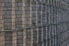 Aquedotto romano antico Immagini Stock Libere da Diritti