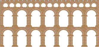 Aqueduc illustration stock