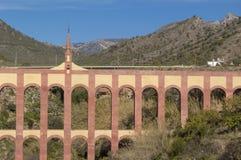 aqueduc Photo libre de droits