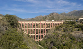 aqueduc Photos libres de droits