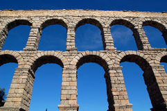 Aqueduc 9 Photographie stock