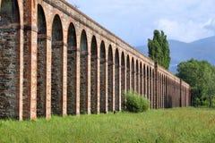 Aqueduc antique photo stock