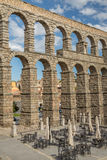Aqueduc de Ségovie 10 Image libre de droits
