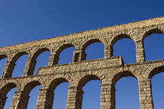 Aqueduc de Segovia Photos stock
