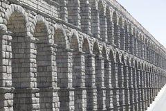 Aqueduc de Segovia Photo libre de droits