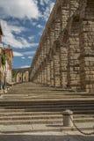 Aqueduc de Segovia Photo stock