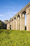 Aqueduc romain photos libres de droits