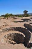 Aqueducs péruviens Photos libres de droits