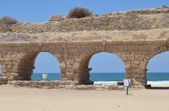 aqueduct fotografia de stock