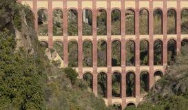 aqueduct Imagens de Stock Royalty Free