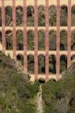 aqueduct Foto de Stock Royalty Free