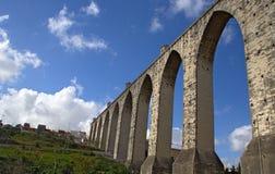 Aqueduct Royalty Free Stock Image