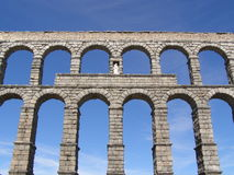 Aqueduct Royalty Free Stock Image