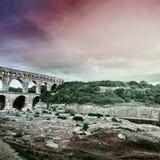 aqueduct foto de stock
