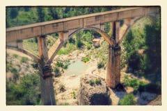 aqueduct Fotografia de Stock Royalty Free