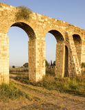 Aqueduct of Acre Royalty Free Stock Images