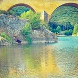 Aqueduct Royalty Free Stock Photo