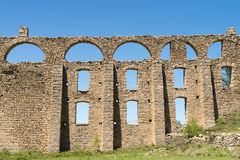 Aqueduct arches Stock Photos