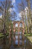 Aqueduct in Arkadia in Poland Royalty Free Stock Photos