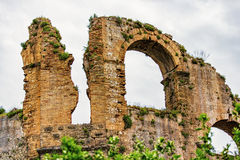 Aqueduct of Aspendos Royalty Free Stock Photography