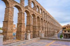 The aqueduct balcony Stock Photos