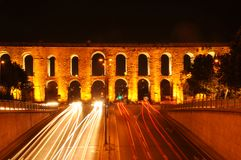 Aqueduct Bozdogan Royalty Free Stock Photos