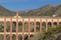 Aqueduct Royalty Free Stock Photo