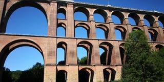 Aqueduct, Historic Site, Landmark, Arch royalty free stock photography