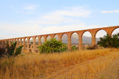 Aqueduct of Padre Tembleque XII Royalty Free Stock Image