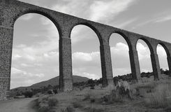 Aqueduct of Padre Tembleque XIV Royalty Free Stock Image