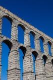 Aqueduct of Segovia Stock Photos