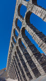 Aqueduct of Segovia Royalty Free Stock Photo