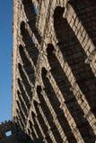 Aqueduct of Segovia. Castilla y Leon. Spain Stock Photography