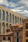 Aqueduct of Segovia 4 Stock Photography