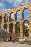 Aqueduct of Segovia 7 Stock Photography
