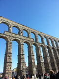Aqueduct Royalty Free Stock Photos