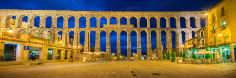 The aqueduct Stock Images