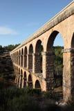 Aqueduct in Tarragona, Spain Royalty Free Stock Images