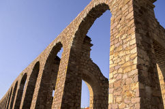 Aqueduct- Zacatecas, Mexico Royalty Free Stock Photo
