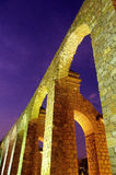 Aqueduct- Zacatecas, Mexico Royalty Free Stock Photography