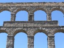 Aqueduto de Segovia Imagens de Stock