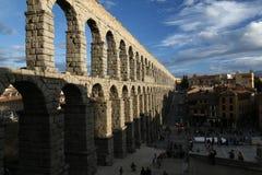 Aqueduto de Segovia Fotos de Stock