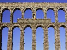 Aqueduto de Segovia fotos de stock royalty free