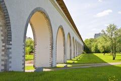 Aqueduto em Moscovo Fotografia de Stock Royalty Free