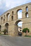 Aqueduto Kavala Foto de Stock Royalty Free