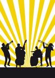 Aquele é jazz Fotografia de Stock Royalty Free