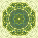 aqueous dekorativt element royaltyfri illustrationer