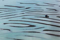 Aquiculture marine Image libre de droits