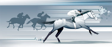 Aquiduct Racing Stock Photo