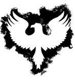 Aquila di Grunge Fotografie Stock Libere da Diritti